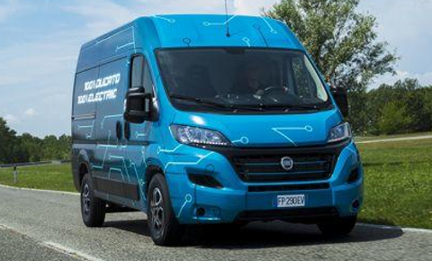 Fiat ducato electric kl